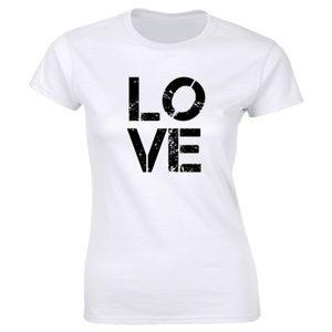 Half It Tops - Autism Awareness Love Valentine Day T-shirt Tee